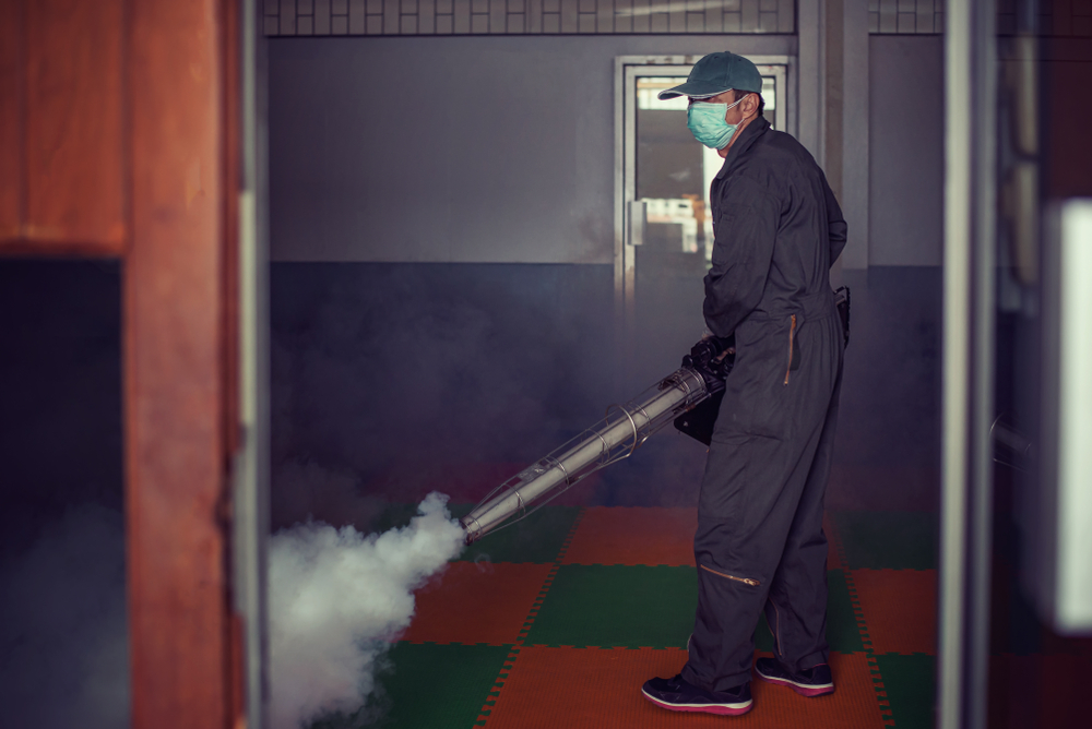 At-Home Pest Control